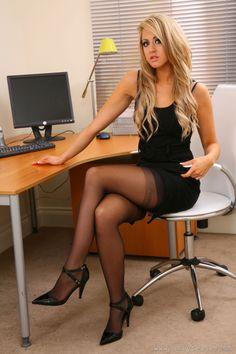 having sex phone rings secretary