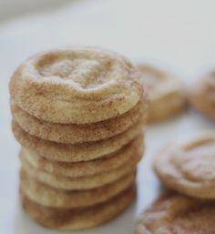 Easy, delicious snickerdoodle cookies