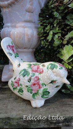 Ceramic birds by vera milunovic ( ceramica edição limitada)