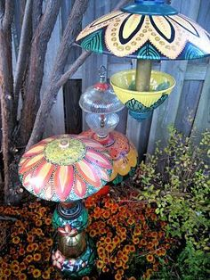 Whimsical+Garden+Junk | Whimsical Garden Junk | ... Art at Mourning Dove Cottage: Whimsical ...