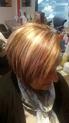 Multicolor High Light hair