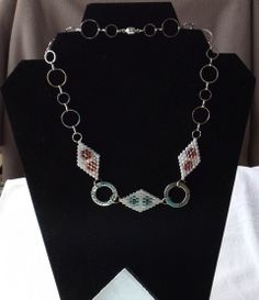 Beadwork n' Bubbles Necklace