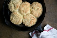 Gluten-free biscuits- soft, delicious, and no xanthan gum. I used her AP flour blend copycat, sour cream for yogurt, and buttermilk powder/ milk for buttermilk. Made again using yogurt and buttermilk as written. Still great!