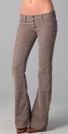 J Brand Lovestory Low Rise Bell Bottom Jean | SHOPBOP | shop the ...