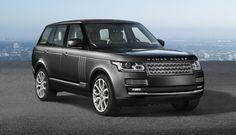 Het iconische design van de Range Rover Autobiography