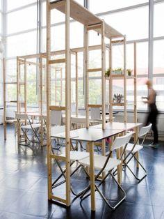 IkHa Restaurant by Oatmeal Studio