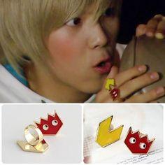 [FTISLAND Style] Character Ring(Hong-ki)  Price: $7.00 on Kstargoods.com (The best kpop shop)