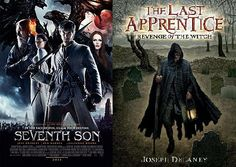 Seventh Son is an epic fantasy film  starring Ben Barnes, Jeff Bridges, and Julianne Moore.  It is based on the novel The Spook's Apprentice (titled The Last Apprentice: Revenge of the Witch in America) by Joseph Delaney. The story centers on Thomas Ward, a seventh son of a seventh son, and his adventures as the apprentice of the Spook. After having its release date shifted numerous times, the film was released in the United States on February 6, 2015. #booktomovie #2015