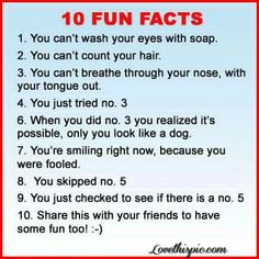 10 fun facts funny quotes quote jokes lol funny quote funny quotes humor
