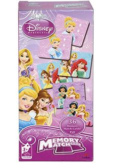 Disney Princess Memory Match Game ** More info could be found at the image url. Note:It is Affiliate Link to Amazon. #throwbackthursday