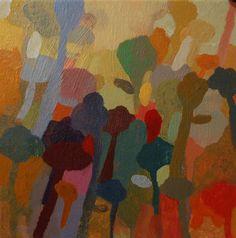 Seattle Artist Amy Scherer Paintings