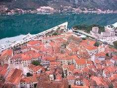 """""""Kotor is a town situated in the Northern part of Montenegro. It is only 70 kilometers away from Dubrovnik in Croatia. Kotor is a wonderfully preserved medieval city, surrounded by walls situated in a spectacular bay overlooking the Adriatic Sea."""""""