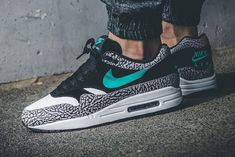 new product a5980 07a30 Nike Air Max 1 Atmos Elephant Re-Releasing