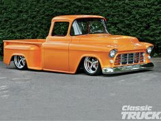 Read all about this incredible 1948 Chevy 3100 pickup truck powered by restored 235 Chevy engine. Only at www.customclassictrucks.com, the official website for Custom Classic Trucks Magazine!