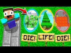 Photo Minecraft displays all the latest and greatest videos and photography from the number one video game played by millions. Minecraft Portal, Minecraft Videos, Top Videos, Great Videos, First Video Game, Games To Play, Youtube, Youtubers, Youtube Movies