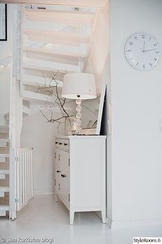 skandinaavinen,valkoinen,moderni,portaikko,rappuset
