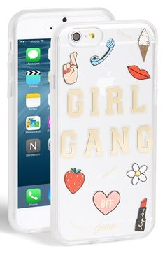 Sonix 'Girl Gang' iPhone 6 & 6s Phone Case available at #Nordstrom