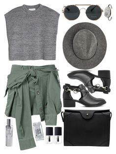 """""""Modern Cowboy"""" by selinmavi ❤ liked on Polyvore featuring MANGO, Faith Connexion, Carven, ASOS, Balenciaga, NARS Cosmetics, INC International Concepts, Paul's Boutique and modern"""