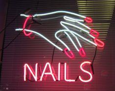 Cute Nail Designs For Spring – Your Beautiful Nails Nail Memes, Nail Quotes, Nail Salon Design, Nail Salon Decor, Nail Signs, Nail Logo, Salon Signs, Sassy Nails, Applis Photo