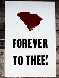 Forever to Thee print from Old Try