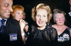 Chris Steele-Perkins. Prime Minister Margaret Thatcher during the Conservative Party Conference, 1985.
