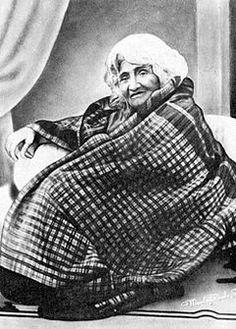 Hazrat Babajan, Sufi saint. Born in Afghanistan, died in 1931.