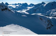 photo: PAUL MORRISON * snow: Bella Coola Heli Sports
