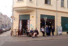 le Cygne (Schwan) #Connewitz #leipzig #vegan #herderplatz