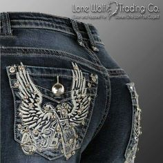 Nice pockets Lone Wolf Trading Co. Gear and Apparel for Women Who Won't Be Caged www.lonewolftrading.co
