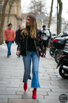 Chiara Capitani by STYLEDUMONDE Street Style Fashion Photography