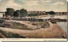 Gar yapılmadan önce  HAYDARPAŞA...   Garın yapımı 30 Mayıs 1906 - 19 Ağustos 1908.    #İstanbulNostaljisi