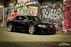 Vorsprung. #Audi