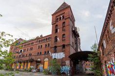 Bärenquell Brauerei: Brewery abandoned by bears | Abandoned Berlin