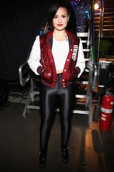 Demi Lovato's Amazing Style Transformation!