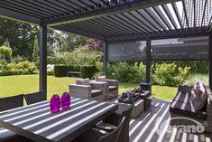 Referentie #lamellendak V860-Levanto #louveredroof #outdoorliving #reference