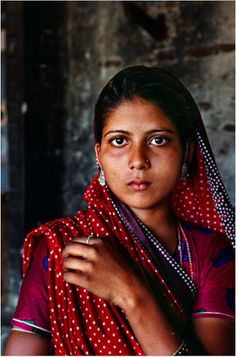 by Steve McCurry Faces of the world. People of the world. We are all beautiful