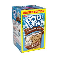 Kellogg's Pop-Tarts Frosted Marshmallow Hot Chocolate Toaster... ($3) ❤ liked on Polyvore
