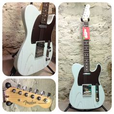 Fender Rustic Ash Telecaster - saw one up-close & personal @ Guitar Showcase. My new favorite (and most-wished-for) guitar!