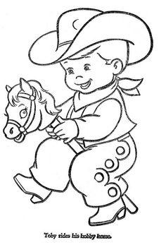 adorable cowboy