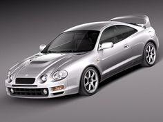 Toyota Celica GT-Four 1993 - 1999 3D Model 3D Model .max .obj .3ds ...