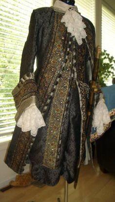 pirate--Georgian era aristocrat