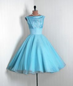 Love!  1950's Vintage Fred Perlberg by TimelessVixenVintage on Etsy, $375.00