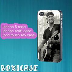 Luke Bryan--iphone 4 case,iphone 5 case,ipod touch 4 case,ipod touch 5 case,in plastic,silicone and  black , white.. $14.95, via Etsy.
