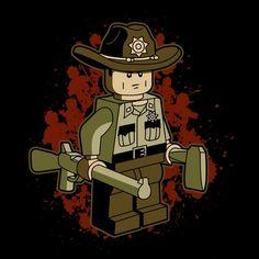 Zombie ablockalypse #lego