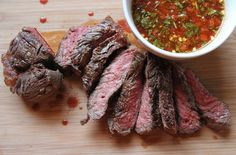 ... thai style grilled steak with dry chili dipping sauce more thai