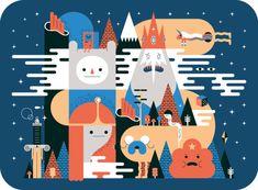 Illustrator: Andrew Groves