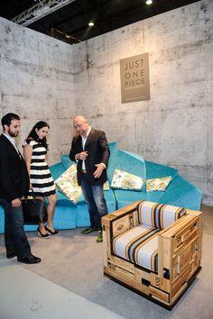 Sentient Furniture at #WestEdge