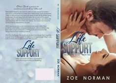 LIFE SUPPORT (Breathe #2) by Zoe Norman