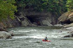 Chattooga River (©Brushy Mountain Publishing)