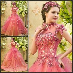 crystal rhinestone beading medieval dress ball gown princess Medieval Renaissance Gown queen cosplay Victoria Belle ball gown